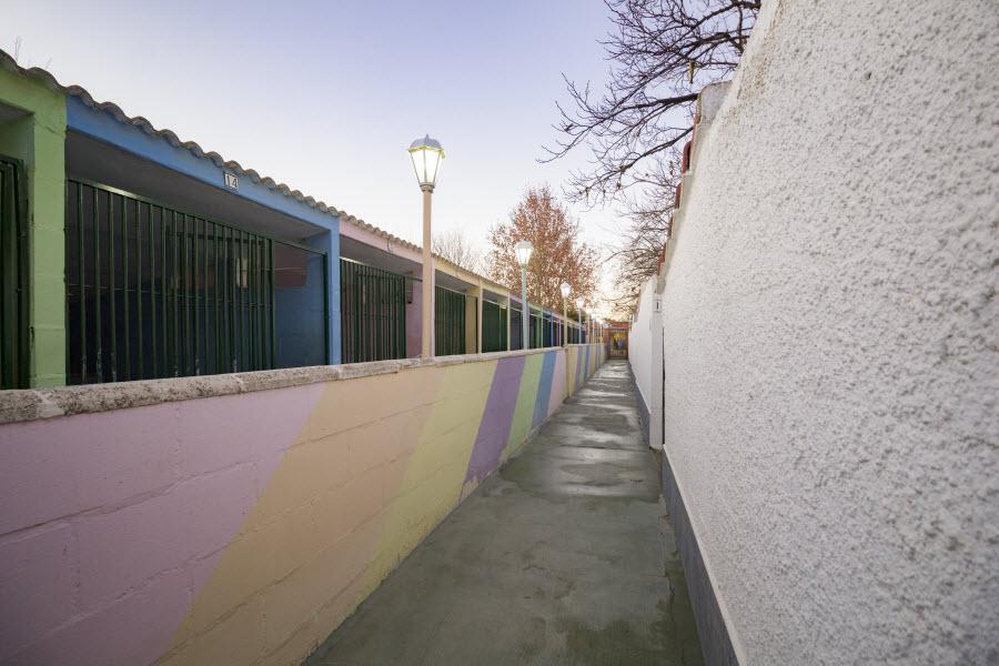 Instalaciones y cheniles Dogarden Zaragoza